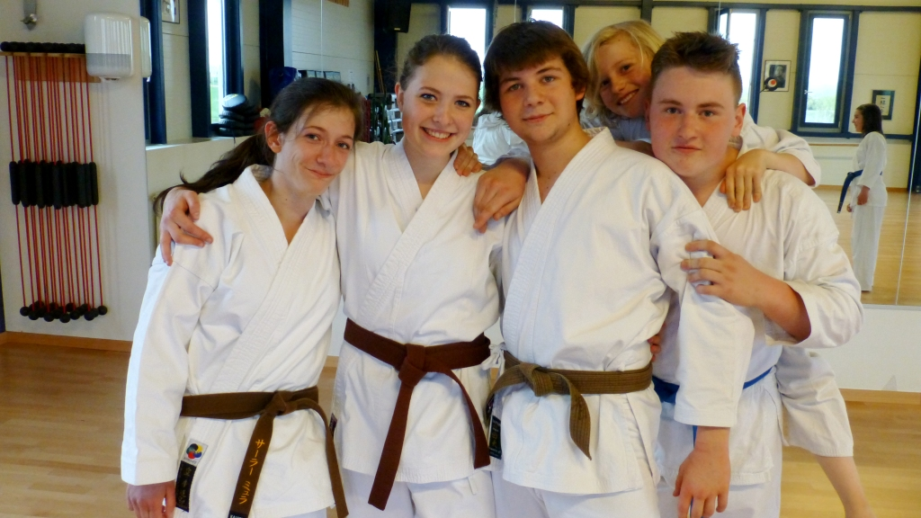 Karate Bad Camberg Jugend 1